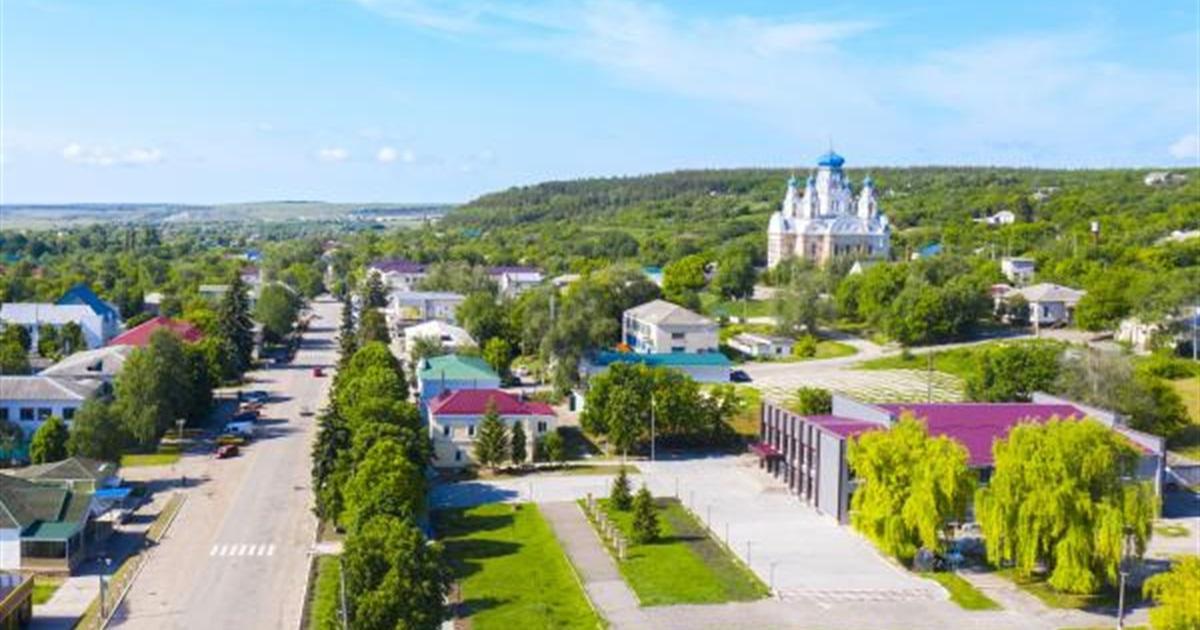 Метеорит, уникальная церковь и рояль Бехштейна. Это 5 интересных фактов о Беловодске на Луганщине